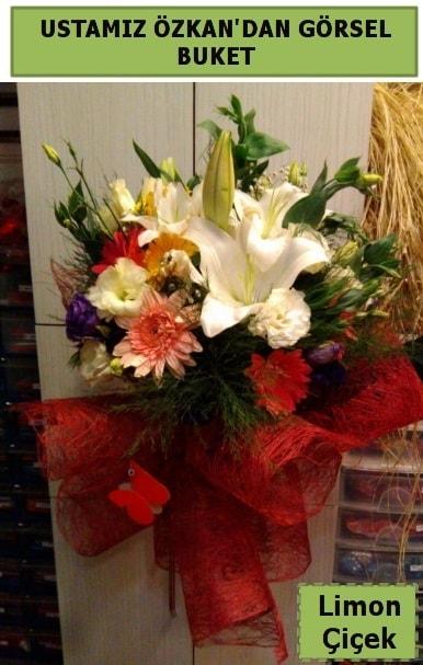 Karışık görsel mevsim çiçeği  Samsun hediye sevgilime hediye çiçek
