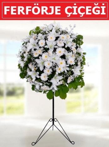 Ferförje aranjman çiçeği  Samsun hediye sevgilime hediye çiçek