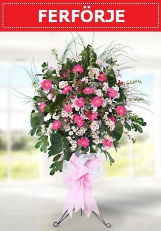 Ferförje düğün nikah açılış çiçeği  Samsun cicek , cicekci