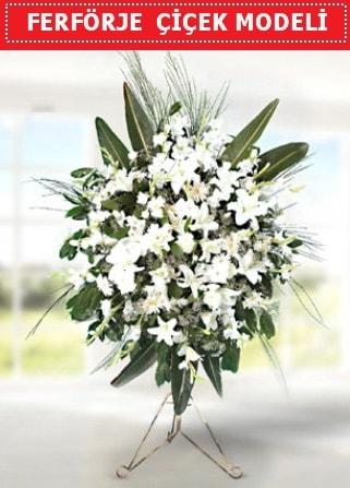 Ferförje çiçek modeli  Samsun hediye sevgilime hediye çiçek